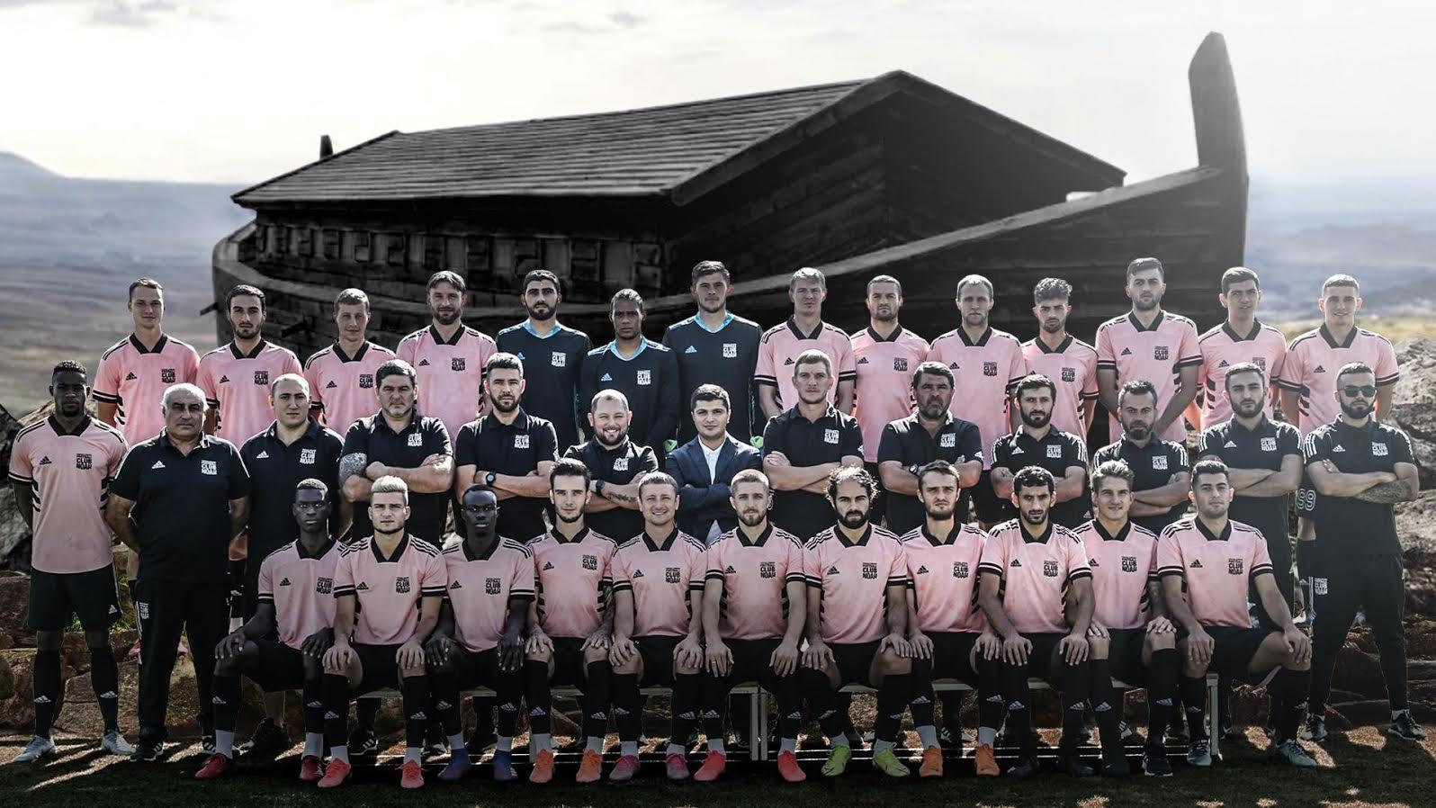 FC Noah de Armenia